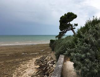 Bord de mer à La Rochelle