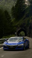 Honda NSX (Matze H.) Tags: honda nsx acura gt sport gran turismo wallpaper uhd 4k