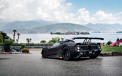 Aether. (Alex Penfold) Tags: pagani zonda italy supercar supercars super car cars autos stresa alex penfold 2018 aether carbon red