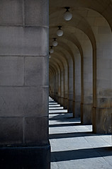 St peters Sq (SeymourWithem) Tags: manchester arch st peters sq d700