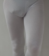0014_white (Kay Abramovic) Tags: crossdresser tgirl menintights bulge