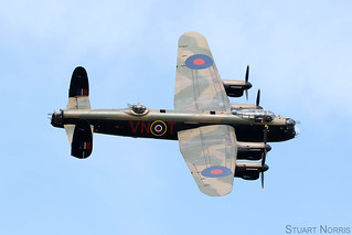 Lancaster B1 PA474 - Battle of Britain Memorial Flight RAF Coningsby