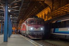 CFR 477 880 Budapest Keleti (daveymills37886) Tags: cfr 477 880 budapest keleti class sleeper