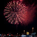 4th of July fireworks display at Abington Senior High School 7/4/2018