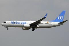 Air Europa B737-85P EC-MJU BCN 07/07/2018 (jordi757) Tags: airplanes avions nikon d300 bcn lebl barcelona elprat boeing 737 boeing737 b737 b737800 aireuropa ecmju