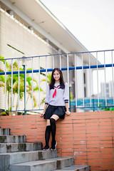 school girl (Thi Bùi) Tags: schoolgirl