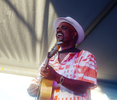 Nick Colionne (photo_secessionist) Tags: music jazz guitarist singer musician nickcolionne potomacjazzandseafoodfesival songoftheday