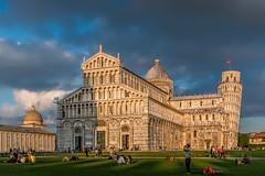 Campo dei Miracoli (RobMenting) Tags: 70d building architectuur church city italia canon canoneos70d pisa eos tuscany travel architecture sky italië italy europe