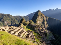 Machu Picchu, The Dawn