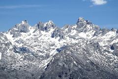 LOS PICOS DE EUROPA DESDE PONGA - ASTURIAS (2) (mflinera) Tags: asturias picos de europa nieve ponga montañas paisaje