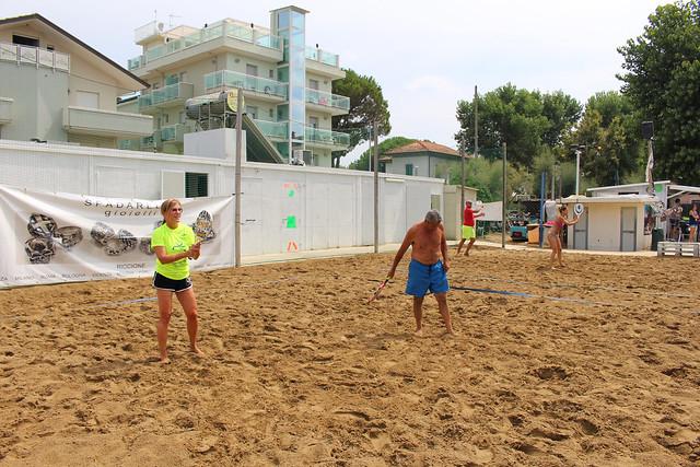 Torneo Diabete Beach Tennis