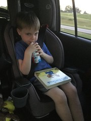 "Paul Drinks Milk in the Car • <a style=""font-size:0.8em;"" href=""http://www.flickr.com/photos/109120354@N07/43547809311/"" target=""_blank"">View on Flickr</a>"