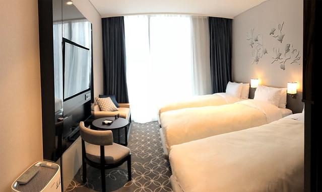 ソウルの日系ホテル:グレイスリー ソウル