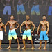 Mens Physique Novice 4th Shahen 2nd Sinclair 1st Leibovitch-Randazzo 3rd Babineau 5th Becerril