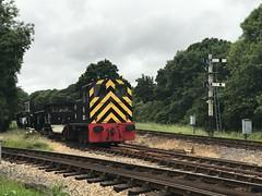 IMG_2910 (richardclarkephotos) Tags: isle wight steam railway engines tank 262 062 044 southern lswr london western