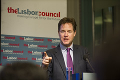 Nick Clegg (lisboncouncil) Tags: nick clegg liberal democrats united kingdom uk prime minister deputy future europe summit european brexit union lisbon council think tank brussels