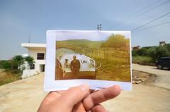 Rishknānīyah - South-Lebanon - UNIFIL Post 7-12 - 1981 (Dirk Bruin) Tags: lebanon libanon liban south zuid unifil rishknānīyah recheknanay netherlands detachement nederlands 44 painbat post 712 paost cie charlie 712c luisterpost alfa bravo delta patrouille victor 6 pantser infanterie idf plo ijzeren driehoek dayr ames dahr bayad as siddiquine blauwhelmen casque bleu ost mortieren heavy weapon company 4de peloton lichting 812 1981 1982 veteraan veteranendag vet ae un dutchbatt vn