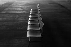 nordart_DSC01438_bw (ghoermann) Tags: nordart art modern museum chairs