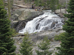 Eagle Falls (JJP in CRW) Tags: emeraldbay california waterfalls