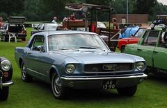 1966 Ford Mustang 3.3 (rvandermaar) Tags: 1966 ford mustang 33 fordmustang sidecode1 import ar1390 rvdm