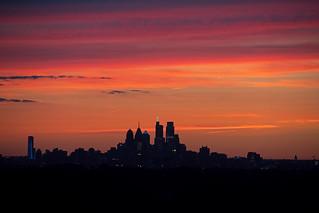 Sunset Philadelphia