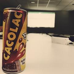 Groupe de parole des Cacaoliques Anonymes (NUMERIK33) Tags: office joke cacolac chocolat cacao boisson friday vendredi