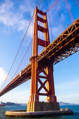Golden Gate Skies (Thomas Hawk) Tags: america bayarea california goldengatebridge sf sfbayarea sanfrancisco usa unitedstates unitedstatesofamerica bridge us fav10 fav25 fav50 fav100