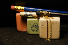 Eraser (Jose Rahona) Tags: macromondays eraser erasers borrador