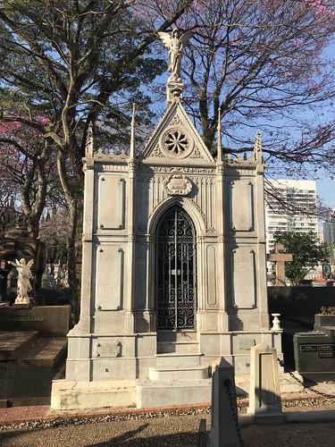 Família do Conde de São Joaquim, Consolation Cemetery, São Paulo, Brazil.