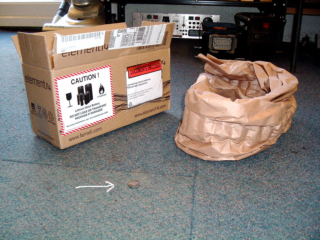 The World's Best Photos of cardboard and ups - Flickr Hive Mind