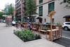 Parklet (Daquella manera) Tags: ny new york manhattan university center – the school parklet