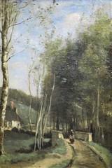 Le Petit pont, Camille Corot - Musée Cantini, Marseille (13) (Yvette G.) Tags: camillecorot marseille bouchesdurhône 13 provencealpescôtedazur paca musée muséecantini