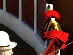 detalles (aficion2012) Tags: ceret 2018 feria ceretdetoros corrida bull fight bullfight tauromaquia tauromachie toros toro taureaux taureau toreo octavio chacón fraile lidia callejon muleta capote red