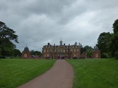 Photo of Hanbury Hall - to the Forecourt