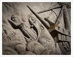 eaten (in explore) (https://www.norbert-kaiser-foto.de/) Tags: sachsen saxony pirna sandstein sandstone relief jonaundderwal pirnaerminiaturen denkmal bibel 1579