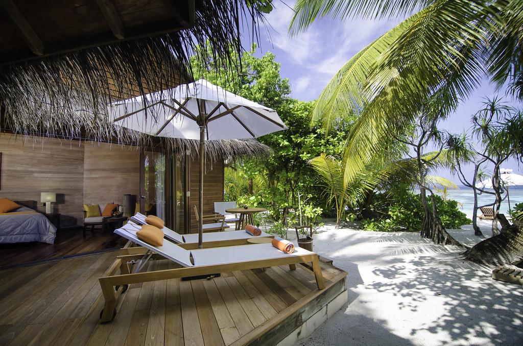 Beach Villa - Deck