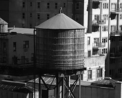 New York water tower (harra1958) Tags: newyork water tower watertower