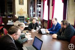В Минской духовной академии прошло заседание рабочей группы по подготовке и проведению конференции, посвященной памяти митрополита Иосифа (Семашко)