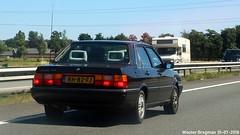 Audi 90 1986 (XBXG) Tags: rh82fj audi 90 1986 audi90 a1 nederland holland netherlands paysbas youngtimer old german classic car auto automobile voiture ancienne allemande germany deutsch duits deutschland
