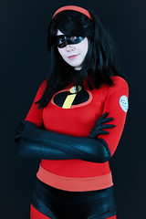 The Incredibles (Lon Winchester Photography) Tags: theincredibles hanamachiday cosplaycontest canoneos5dmarkiii sigma85mmf14artdghsm helenparr elastigirl cosplay cosplaygirls cosplayportrait
