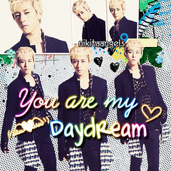 You Are My Daydream 😍💖😘 (nikitaangels) Tags: daehyun bap