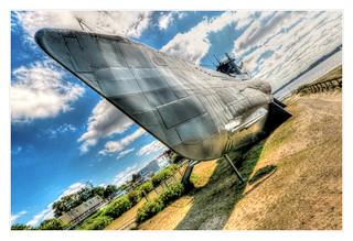 Laboe - TECHNISCHE MUSEUM U-995 01