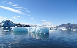 Laguna Jokulsarlon en el glaciar Vatnajokull  Islandia 20