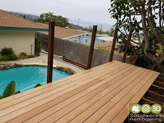 deck  pacific palisades (SolidworksRemodeling) Tags: deck decking pacificpalisades installation wood remodeling replacement contractors
