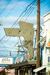 Love (Thomas Hawk) Tags: america oregon pdx portland usa unitedstates unitedstatesofamerica westcoast graffiti neon neonsign us fav10