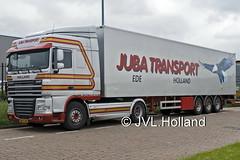 DAF XF105  NL  'JUBA Transport' 180612-002-C5 ©JVL.Holland (JVL.Holland John & Vera) Tags: dafxf105 nl juba transport hoekvanholland truck lkw lorry vrachtwagen vervoer netherlands nederland holland europe canon jvlholland