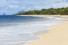 Martinique (Verco91) Tags: canonfrance martinique frange plage beach grande saline sainteanne sea