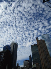 IMG_5830 (Brechtbug) Tags: 2018 july morning clouds virtual clock tower turned off from hells kitchen clinton near times square broadway nyc 07212018 new york city midtown manhattan spring springtime weather building dark low hanging cumulonimbus cumulus nimbus cloud hell s nemo southern view ny1