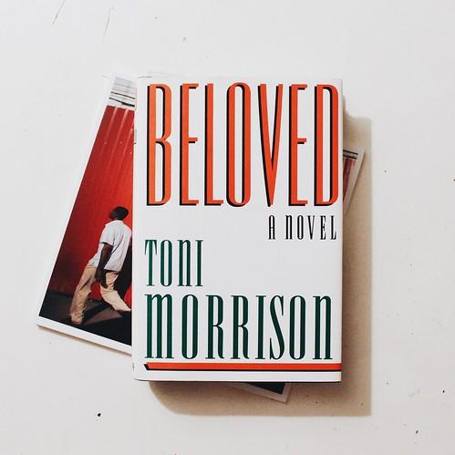 Toni Morrison book fan photo