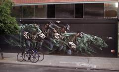 Lower East Side (neilsonabeel) Tags: nikonfm2 nikon nikkor film analogue streetart mural newyorcity manhattan